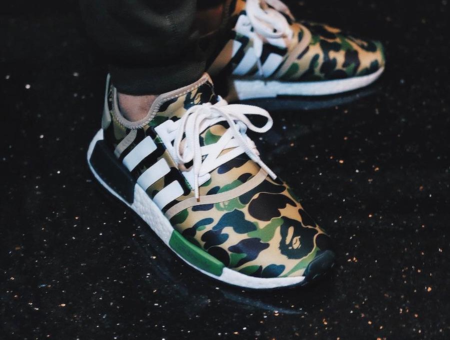 chaussure-bape-x-adidas-nmd-r1-mesh-olive-camo-1