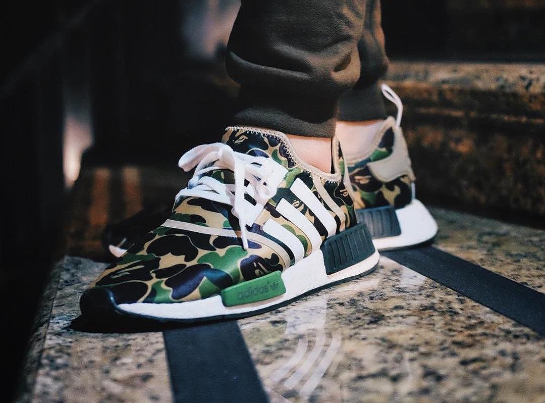 chaussure-bape-x-adidas-nmd-r1-mesh-olive-camo-2