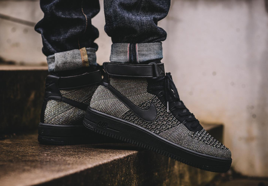 Nike Air Force 1 Ultra Flyknit Mid 'Palm Green'