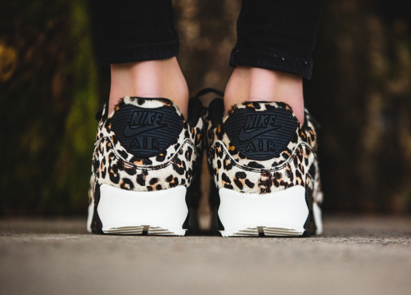 Chaussure Nike Air Max 90 LX 'Leopard' Animal Pack (femme) (2)