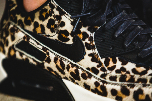 Chaussure Nike Air Max 90 LX 'Leopard' Animal Pack (femme) (3)