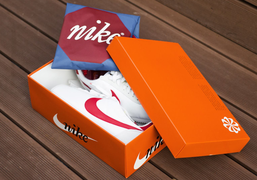 Chaussure Nike Classic Cortez Nylon QS 'Stop Pre' Steve Prefontaine (1-1)