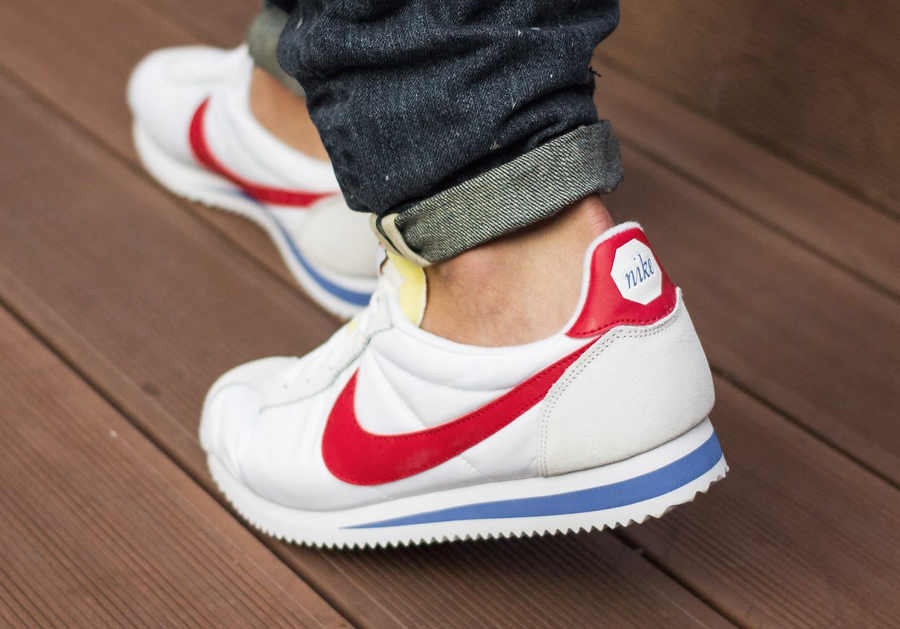 Chaussure Nike Classic Cortez Nylon QS 'Stop Pre' Steve Prefontaine (2)