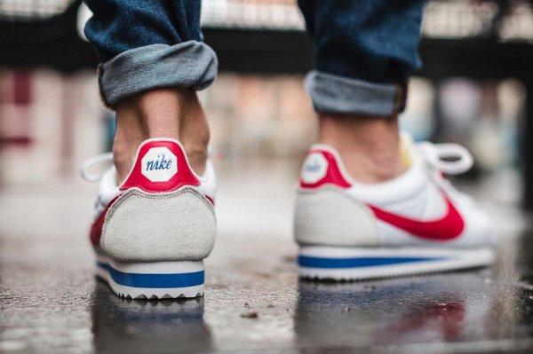 separation shoes 93f87 80fe8 Nike Classic Cortez Nylon QS Stop Pre Steve Prefontaine