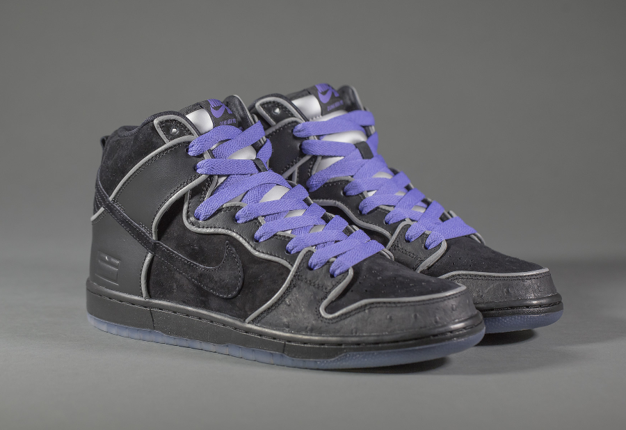 Nike Dunk High Pro SB 'Black Box' (MF Doom)
