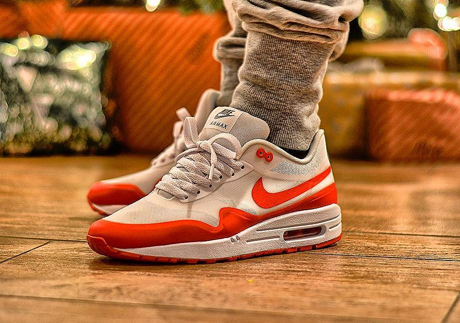 best website 8eaa4 68be5 Nike Air Max 1 Hyperfuse HTM ID OG Red -  sjoemie84