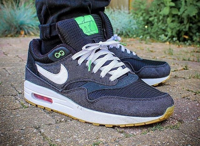 sale retailer c780c f9163 air max 1 patta lucky green