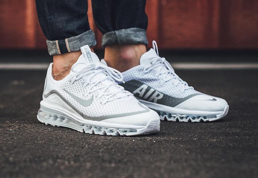 Nike Air Max More White pas cher