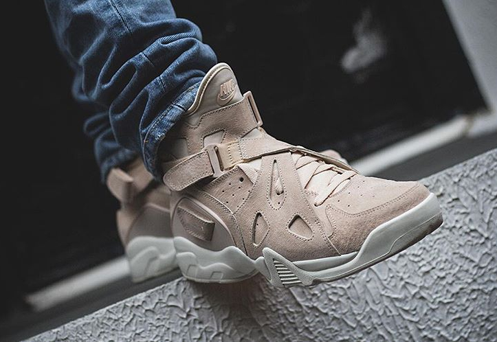 NikeLab Air Unlimited Tan - @sneakersbr