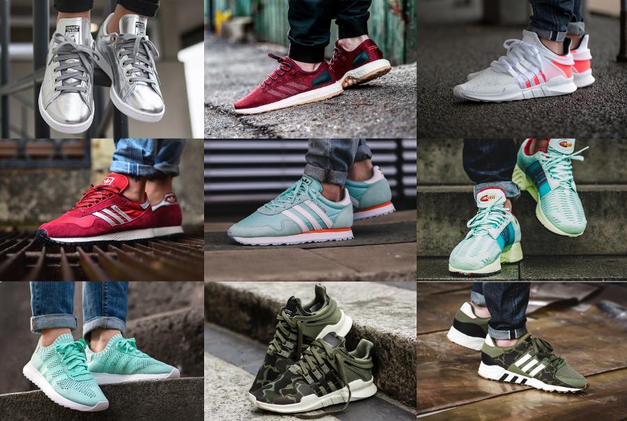 20 Adidas à prix réduits (soldes été 2017)