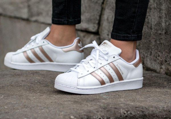 basket adidas superstar femmes