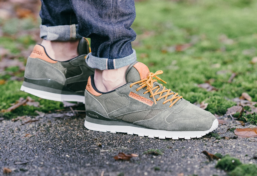 Reebok Classic Leather OL 'Polar Green'