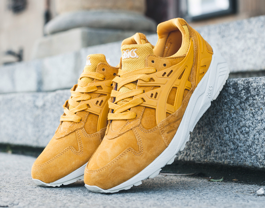 Asics Gel Kayano Trainer 'Golden Yellow'