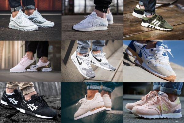 25 sneakers à prix réduits (soldes été 2017)