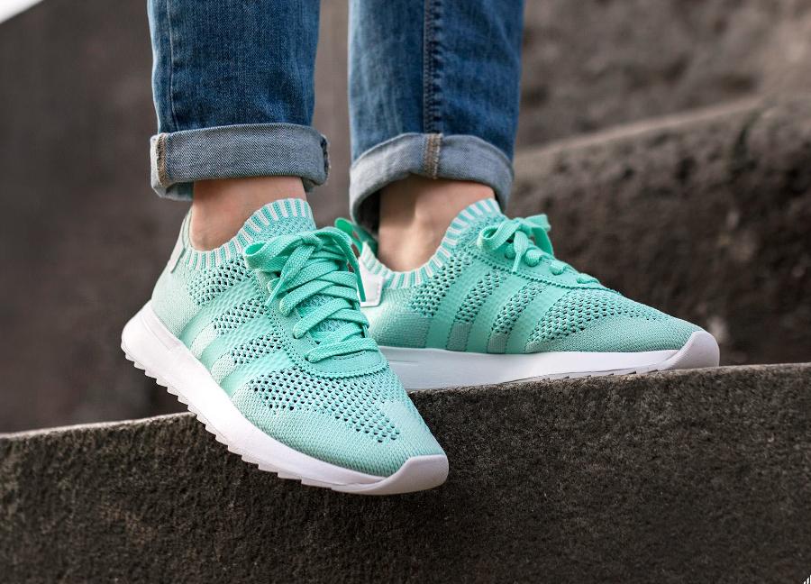 soldes-Adidas-Flashback-PK-Primeknit-Mint-Easy-Green-pas-cher