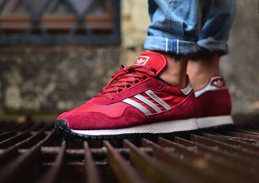 soldes-Adidas-New-York-OG-Mesh-Mystery-Red-pas-cher