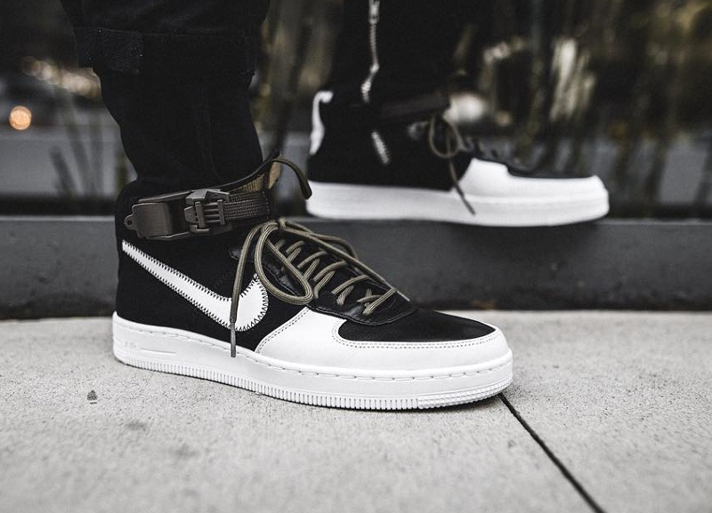 Acronym x Nike Air Force 1 Downtown Hi - @illisionary