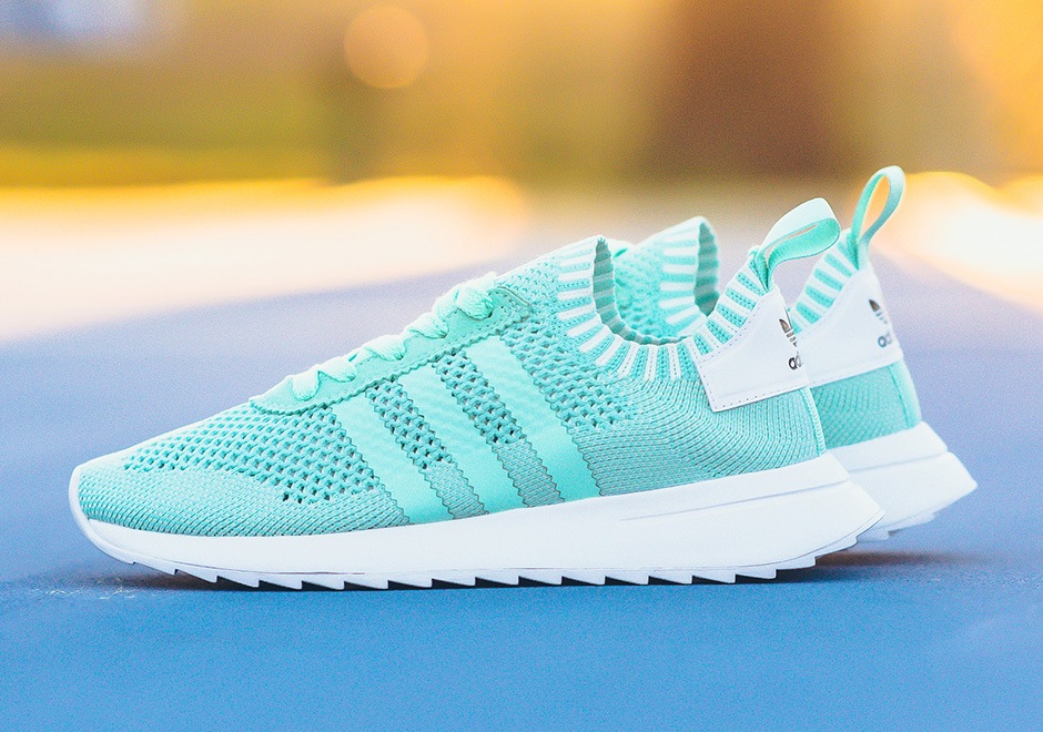 Adidas Flashback Primeknit W 'Easy Green'