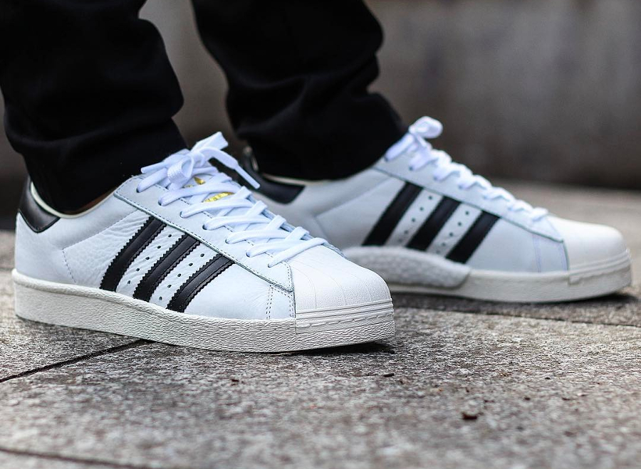 Adidas Superstar Boost - @cedric_castex