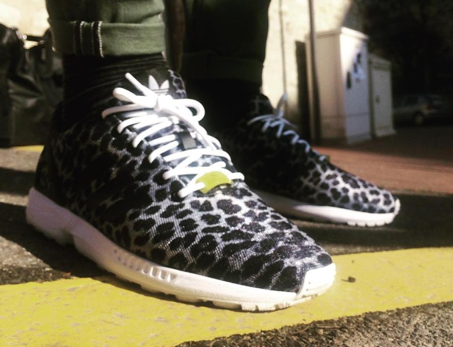 Adidas ZX Flux Leopard - @buzzyy93