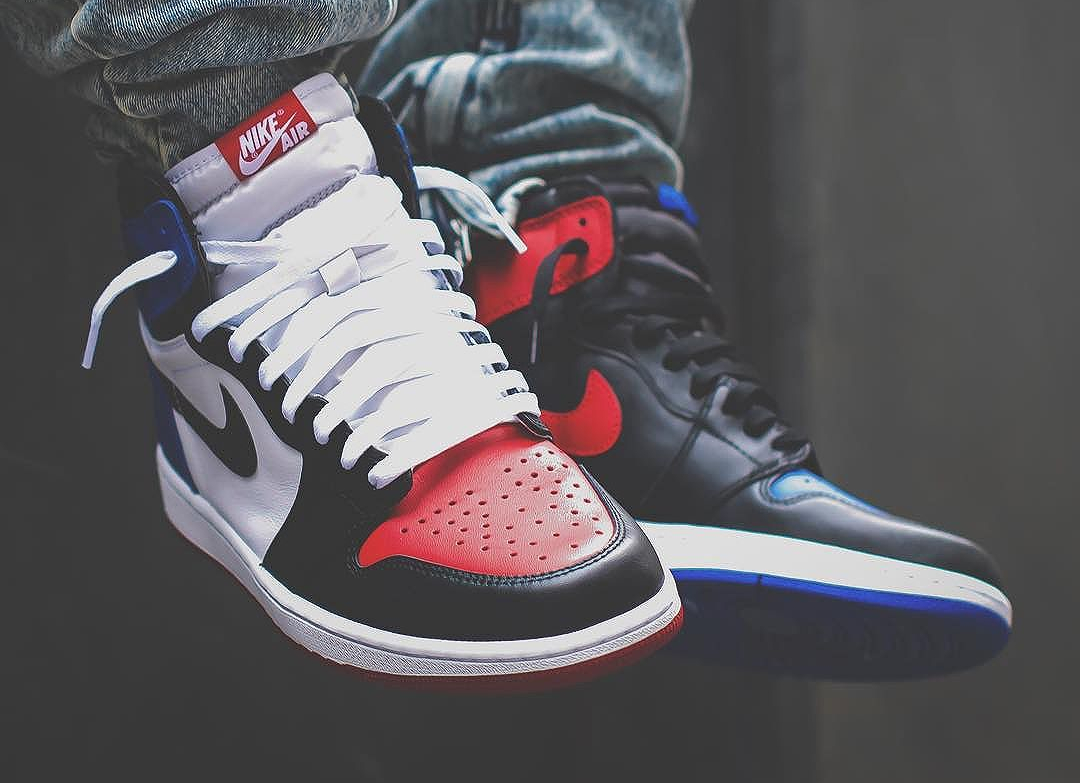 Air Jordan 1 High Retro Top 3 - @decortez_