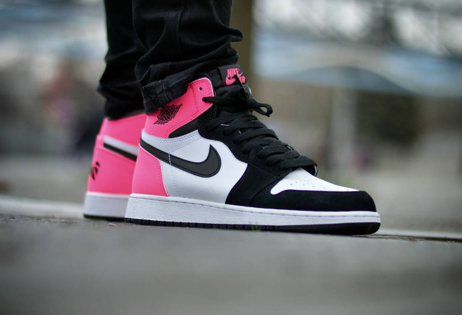Air Jordan 1 Retro High Valentine s Day - @kiiiikaaaaaaaaa