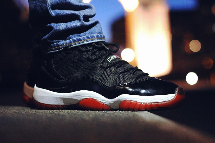 Air Jordan 11 Bred - @carlrbt