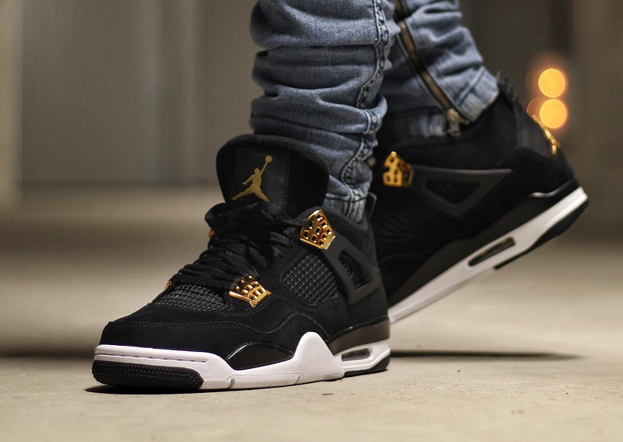 Air Jordan 4 Retro Royalty - @ki2nen