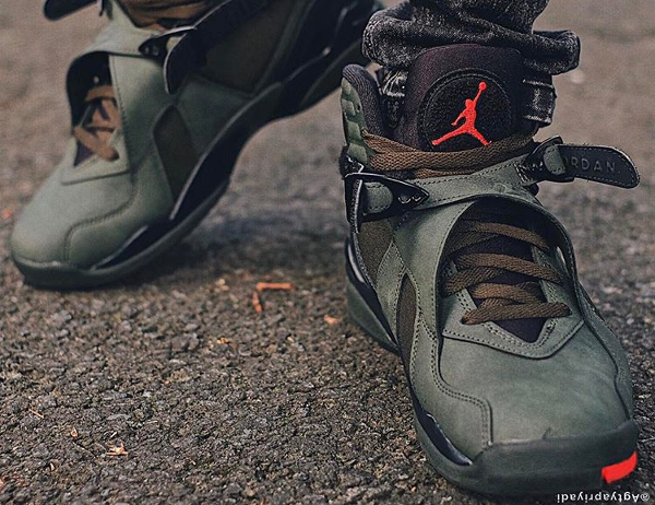 Air Jordan 8 Retro Take Flight - @agtyapriyadi