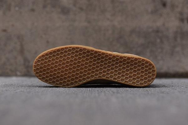 Basket Adidas Gazelle Clay Brown (4)