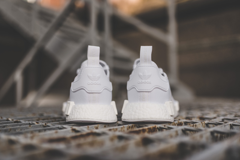 Adidas NMD R1 'Triple White' (Monochrome Pack)