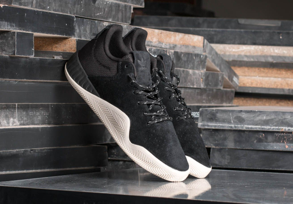 Basket Adidas Tubular Instinct Low Core Black (1)