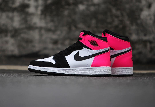 Basket Air Jordan 1 Retro High GG Valentines Day (2)