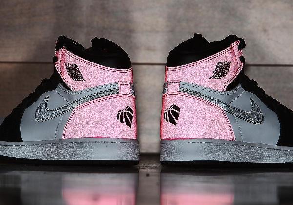 Basket Air Jordan 1 Retro High GG Valentines Day (3)
