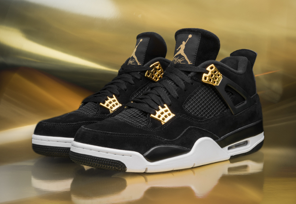 Basket Air Jordan 4 Retro Royalty (1)