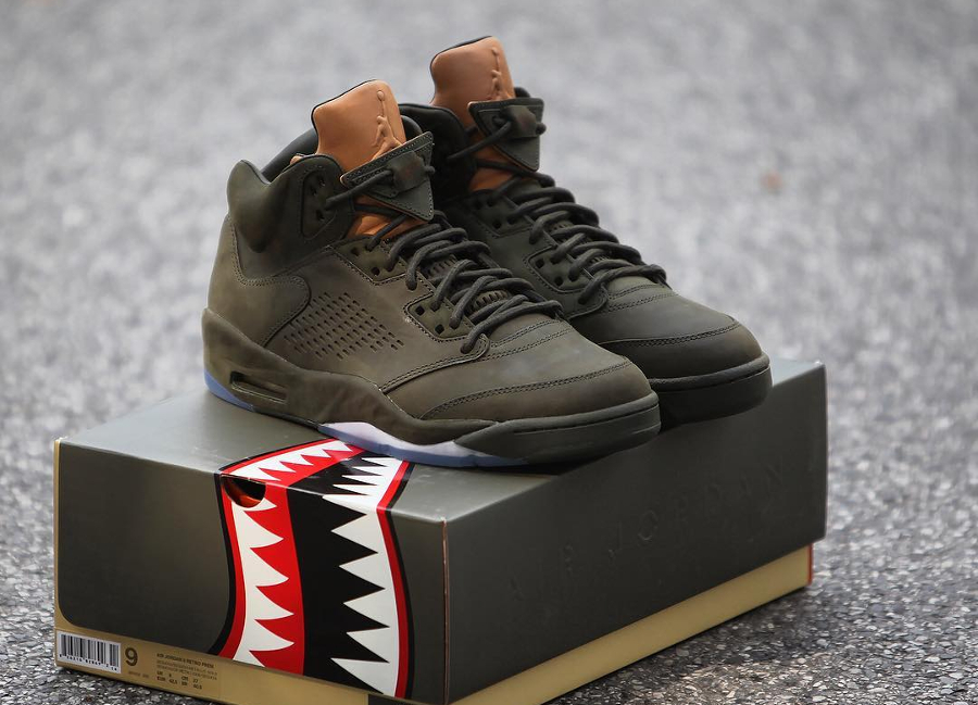 Air Jordan 5 Retro PRM 'Take Flight'