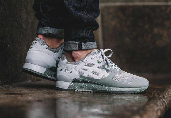 Asics Gel Lyte 3 No Sew 'Agave Green'