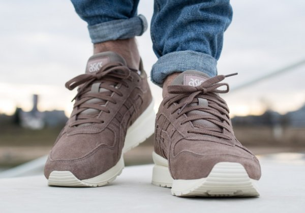 asics gt ii femme taupe