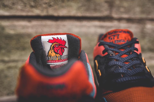 Basket New Balance M577YP Yard Pack (3-1)