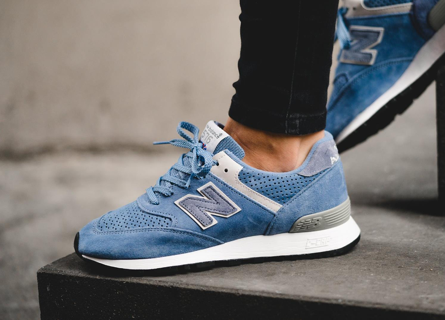 New Balance W576BB 'Blue' (made in UK)