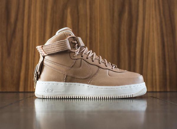Basket Nike Air Force 1 High SL Vachetta Tan (5 Decades of Basketball) (1)
