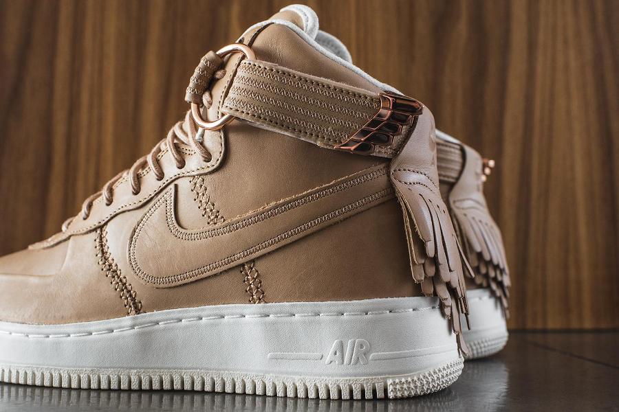 Basket Nike Air Force 1 High SL Vachetta Tan (5 Decades of Basketball) (2)