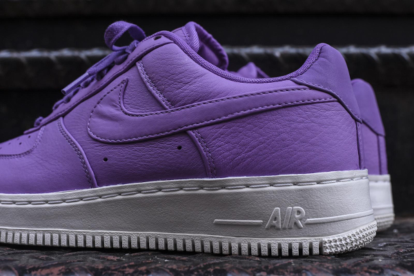 Nike Air Force 1 Low 'Purple Stardust'