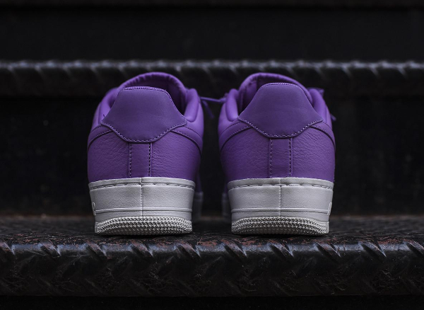 Basket Nike Air Force 1 Low Purple Stardust (3)