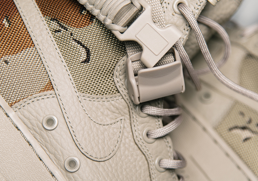 Basket Nike Air Force 1 SF AF1 Desert Camo (10)