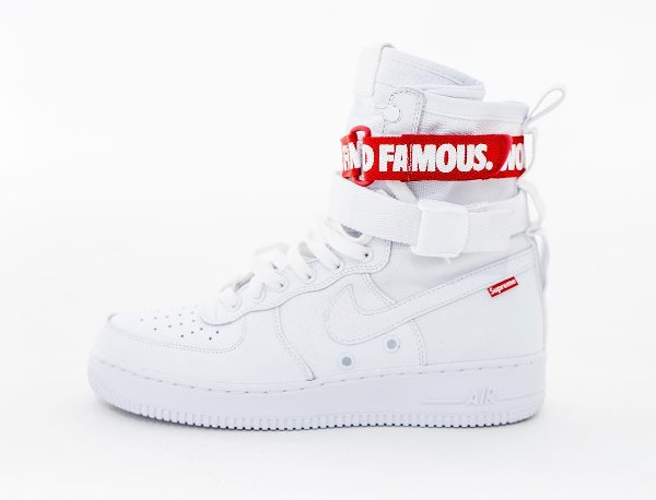 Nike Air Force 1 Special Field 'Supreme'