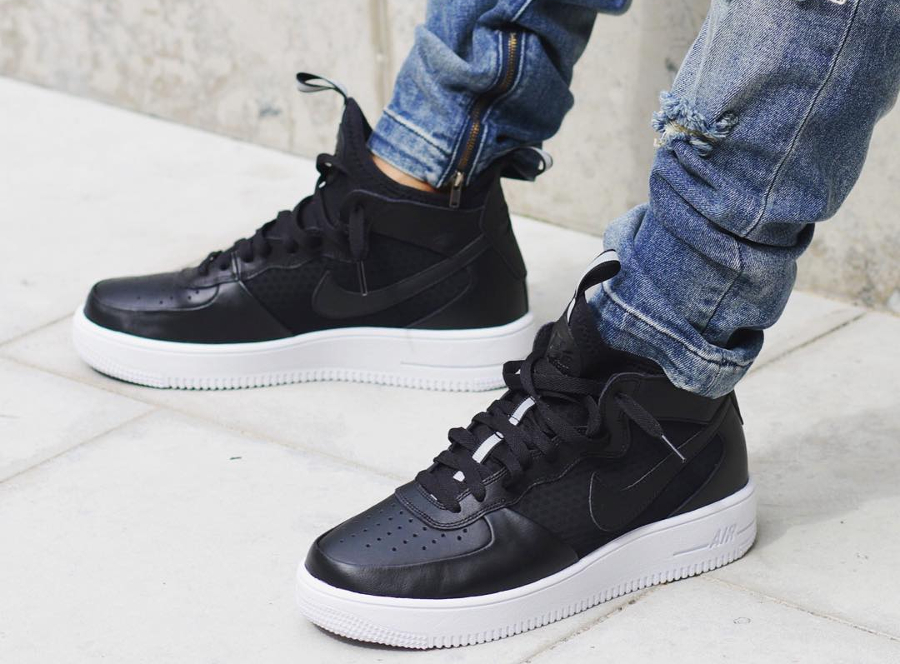 nike air force one ultraforce mid tech homme