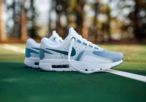 best sneakers 1dafa 275b3 ... Nike Air Max Zero Essential  Smokey Blue