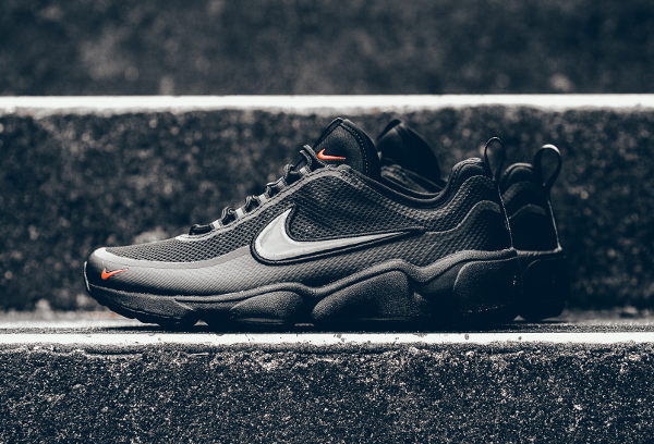 Nike Air Zoom Spiridon Ultra 'Black'