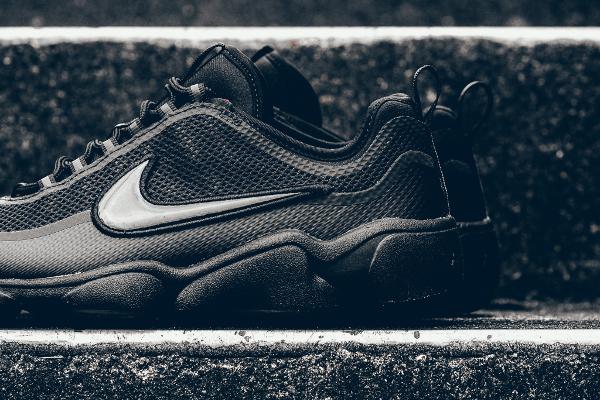 Basket Nike Air Zoom Spiridon Ultra Black (4)
